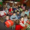 Weihnachtspäckchenaktion 2011