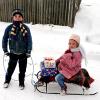 Weihnachtspäckchenaktion 2012 – Bericht und Fotos