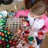 Ostereinsatz im Kinderheim