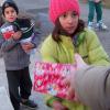 Bericht Verteilaktion Weihnachten 2015